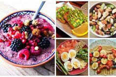 Vďaka vyváženým raňajkám s obsahom všetkých potravinových skupín v rozumnej miere, dokážete schudnúť a váhu si udržať.
