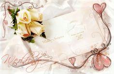Наборы для свадебных приглашений