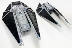 TIE Reaper 8_rebel builder by rebelbuilder http://flic.kr/p/UN5rmr