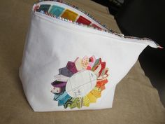 Open Wide Pouch by Everyday Fray, via Flickr