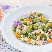 Tofubetto di asparagi - Ricetta
