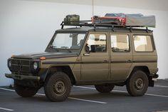 1984 Mercedes-Benz 240 GD SUV
