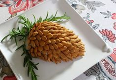 Food Wishes Video Recipes: Pine Cone Cheese Ball – So Good, You'll Want to Hug a Tree