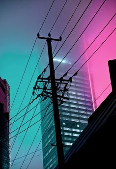 Creative Neon, City, and Photography image ideas & inspiration on Designspiration Urban Photography, Night Photography, Street Photography, Colour Photography, Yatogami Noragami, Urbane Fotografie, The Wicked The Divine, Neon Noir, Catty Noir