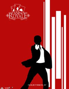 James Bond GD Poster by ~TonyFbaby on deviantART