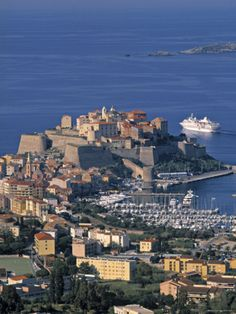 Calvi, Corsica, France: End of the 3rd stage of the Tour de France 2013