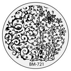 Secret Garden Collection - BM721: Poison Ivy