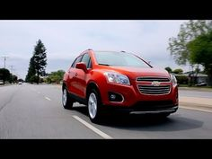 2015 Chevy Trax Video Review by Kelley Blue Book's Micah Muzio