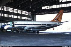 SAA 737-200 Umkomaas maintenance area Jan Smuts airport 1978