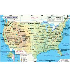 US Weather Map Showing Average Temperature US Maps Pinterest - Us map temperature