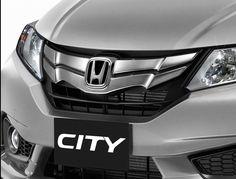 #HondaCity Parrilla frontal (Accesorio)