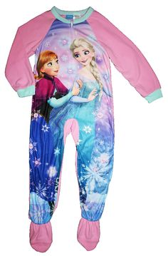 Disney Frozen Family Forever Girl/'s Pyjamas