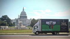 'South Park' Irks White House, Scientology With Trolling Mobile Billboards