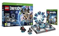 LEGO Dimensions STARTER PACK XBOX ONE with BATMAN Fast Post Great Value 71172