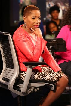 """""""The 90-day rule is: no sexual intimacy for 90 days,"""" Iyanla says. """"If you don't take that 90 days to learn about him and to have conversations with him… then you've signed the contract without reading the fine print."""""""
