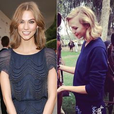 New Hair 2014: See Celebrity Hair Makeovers! - Karlie Kloss from #InStyle