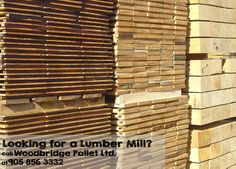 We are a full service pallet provider, overseeing the repair and manufacturing process of a wide variety of pallets each week. Pallets are built and repaired for high volume and well-respected Canadian and International companies. Woodbridge Pallet is also Canadian Food Inspection Agency (CFIA) certified to provide heat treated pallets for our clients utilizing cross border shipments.