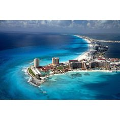 Cancun Mexico, stayed in the Round Taller Hotel in the Center of shot, Hyatt.  Great views from that Hotel.