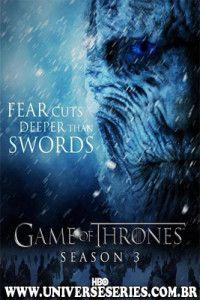Download Game of Thrones – 3ª Temporada Dublado e Legendado
