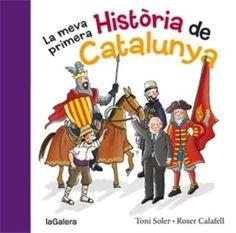 ABRIL-2015. La meva primera historia de Catalunya. Història.