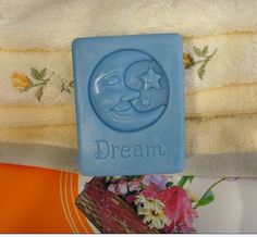 Soap MoldCake Molds Dream Moon And Star Christmas by lovelymold, $9.99 Dream Moon, Star Baby Showers, Soap Molds, Soaps, Shower Ideas, Invitations, Unique Jewelry, Handmade Gifts, Christmas
