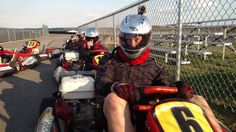 Need a few more laps of adrenaline fueled fun on four wheels? You have to stop by Atlanta Motorsports Park and hop into one of their go-karts for a mini xtreme xperience!