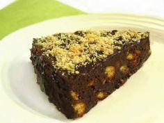 Receita de Brownie de chocolate e banana - Tudo Gostoso