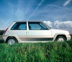 Renault 5 / Supercinque GT Turbo, 1985.