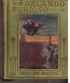 ORLANDO FURIOSO. COLECCIÓN ARALUCE. 1941. (C/A)