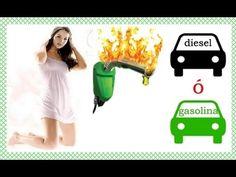 automóvil, motores diésel o motores a gasolina1