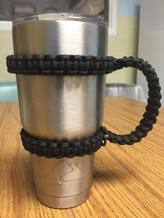 Paracord Mug Handle