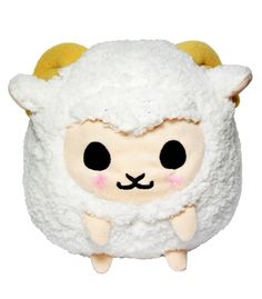 I found 'Fat Sheep Plushie' on Wish, check it out!