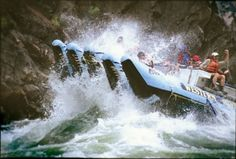 Western River Expeditions' First Grand Canyon River Rafting Launch ...