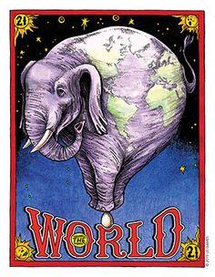 LeGrande Circus & Sideshow Tarot -If you love Tarot, visit me at www.WhiteRabbitTarot.com