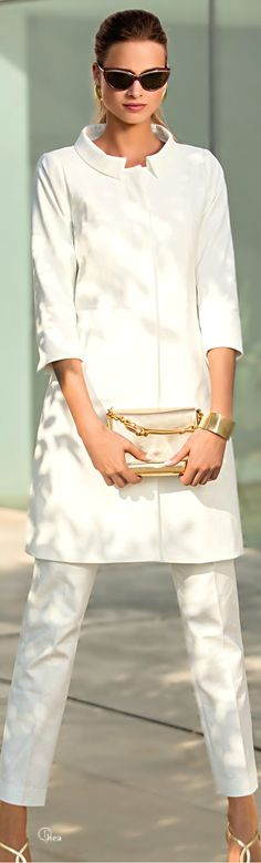 all white summer style fashion | Pretty woman in white with dark shade | #Thejewelryhut