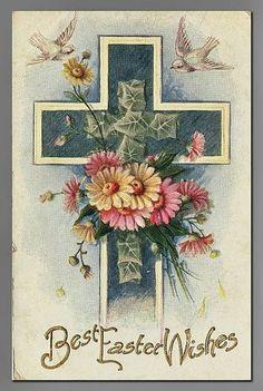 beautiful old post card....