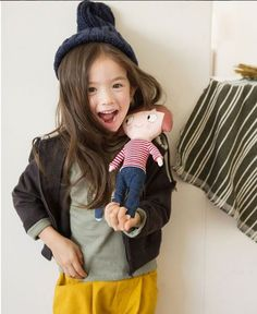Cute Baby Girl, Cute Babies, Street Look, Kids Fashion, Hipster, Photo And Video, Stylish, Children, Instagram Posts