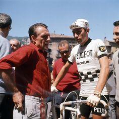 classicvintagecycling: A young Eddy Merckx, ca 1963.