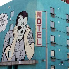 The Best Cities in America for Street Art (Las Vegas, Nevada)