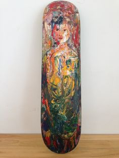 'Off the Wall' Skateboard Art Exhibition | GALLERY