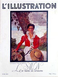 l'illustration 1943