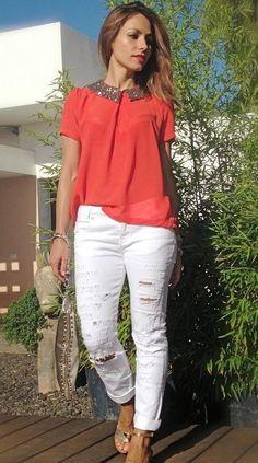 Outfits De Orange Mejores Y Casual Pants 55 Imágenes E64wnYxw