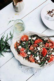 Blog sobre receitas, fotografia e food styling