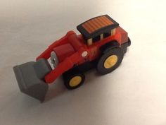 Jack Thomas and Friends Wooden Railway Train Car Dump Truck Learning Curve #LearningCurve