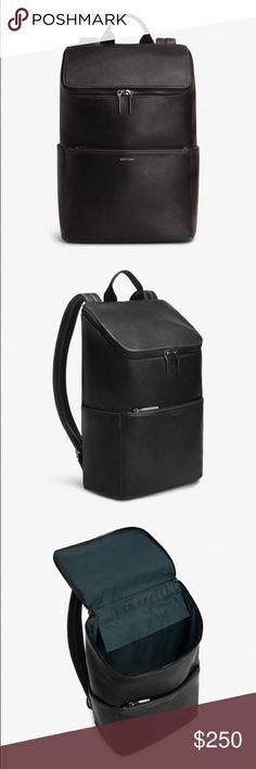 Matt & Nat Dean Backpack Brand new Matt & Nat Dean backpack in black. Super limited color - sold out on website! Bags Backpacks