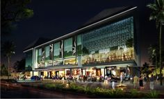 Lippo Mall at the Sunset Road in Kuta, Bali next to the Siloam Hospital. This mall is designed for one-stop shopping, entertainment, dining and leisure! http://travelling-bali.com