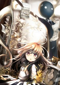 Deemo (I know it's not a anime but I didn't know where to put it)