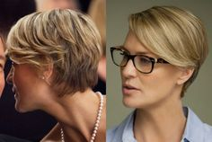 Robin Wright Penn short Hair | Best Haircut: Robin Wright on House of Cards