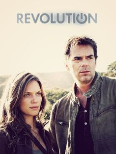 #Revolution  I have to say, this show is so good. Season one had some rocky moments but season 2 has been consistently epic.  EPIC!
