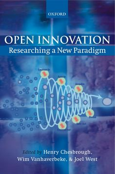Henry chesbrough open innovation book